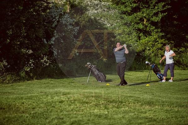 Russell Adams Golf Academy Gaudet Luce Aniko towers Golf Photo-45