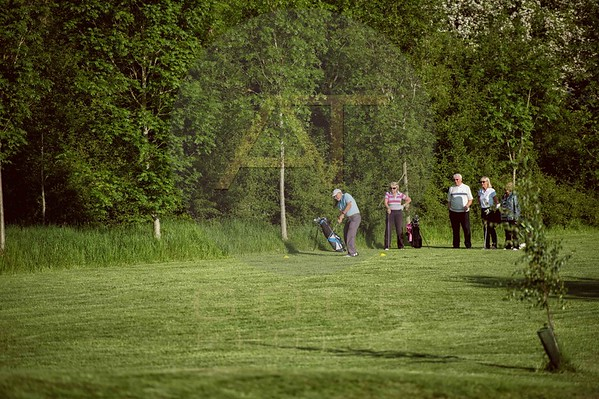 Russell Adams Golf Academy Gaudet Luce Hadzor Aniko towers Golf Photo-5