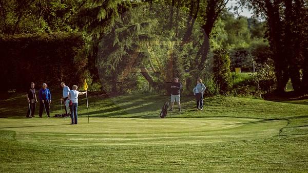 Russell Adams Golf Academy Gaudet Luce Aniko towers Golf Photo-57