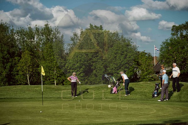 Russell Adams Golf Academy Gaudet Luce Aniko towers Golf Photo-60