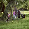 Russell Adams Golf Academy Gaudet Luce Hadzor Aniko towers Golf Photo-13