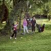 Russell Adams Golf Academy Gaudet Luce Hadzor Aniko towers Golf Photo-13