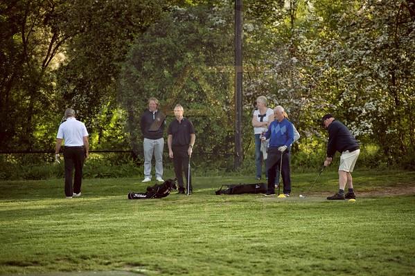 Russell Adams Golf Academy Gaudet Luce Aniko towers Golf Photo-80
