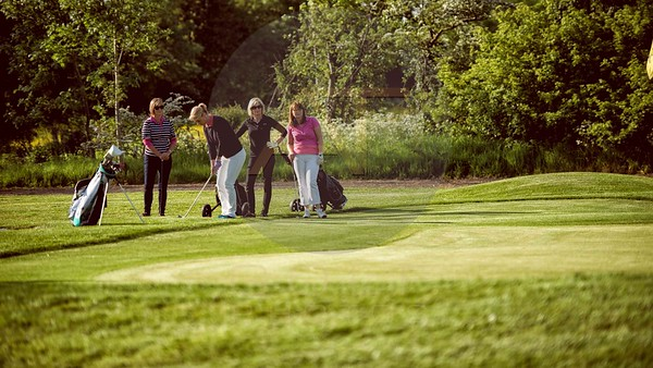 Russell Adams Golf Academy Gaudet Luce Aniko towers Golf Photo-39
