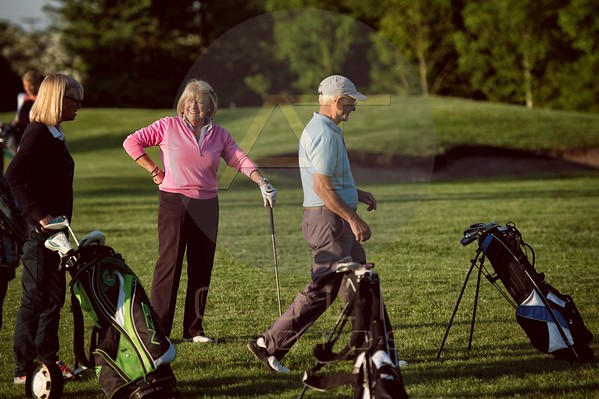 Russell Adams Golf Academy Gaudet Luce Aniko towers Golf Photo-120