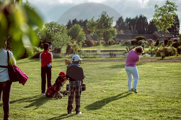 Russell Adams Golf Academy Gaudet Luce Aniko towers Golf Photo-31