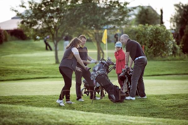 Russell Adams Golf Academy Gaudet Luce Aniko towers Golf Photo-85