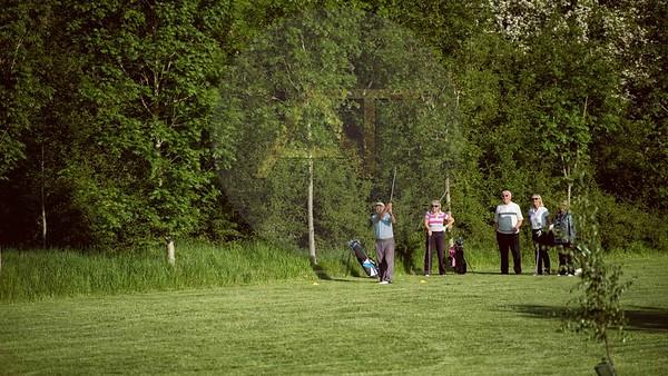 Russell Adams Golf Academy Gaudet Luce Hadzor Aniko towers Golf Photo-7