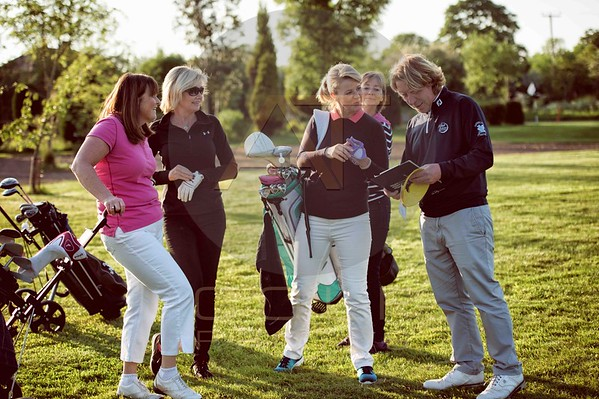 Russell Adams Golf Academy Gaudet Luce Aniko towers Golf Photo-123
