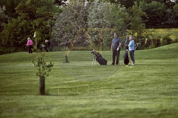 Russell Adams Golf Academy Gaudet Luce Aniko towers Golf Photo-82