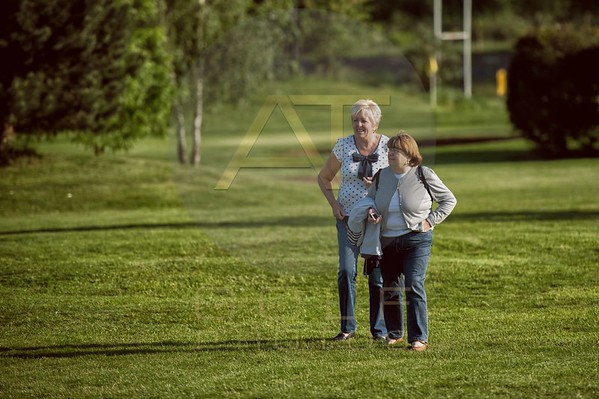 Russell Adams Golf Academy Gaudet Luce Aniko towers Golf Photo-63