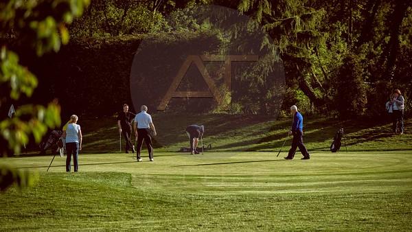 Russell Adams Golf Academy Gaudet Luce Aniko towers Golf Photo-58