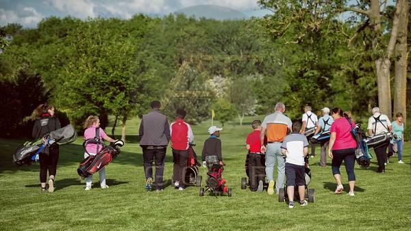 Russell Adams Golf Academy Gaudet Luce Aniko towers Golf Photo-8
