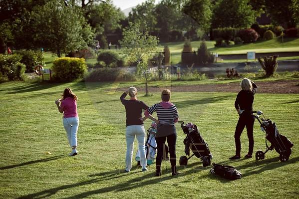 Russell Adams Golf Academy Gaudet Luce Aniko towers Golf Photo-55