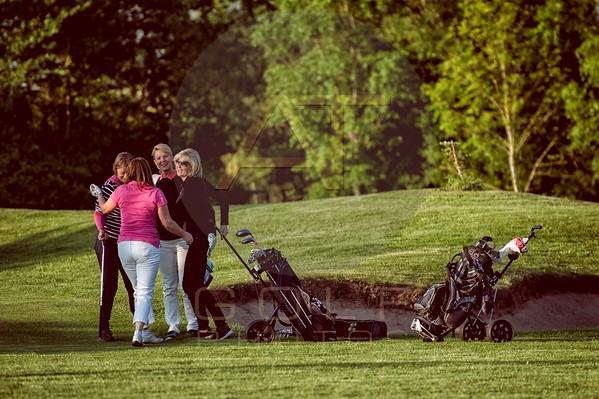 Russell Adams Golf Academy Gaudet Luce Aniko towers Golf Photo-116
