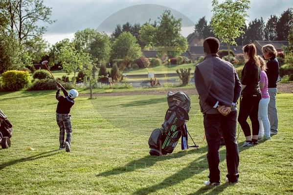 Russell Adams Golf Academy Gaudet Luce Hadzor Aniko towers Golf Photo-4