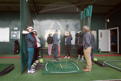 Aniko Towers Golf Thursfields Solicitors Get into golf Russell Adams Golf Academy-23