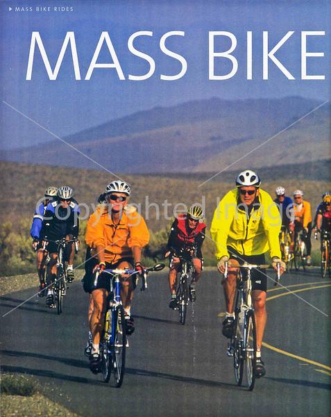 Subaru's Drive Magazine - Mass Bike Rides - Page 1