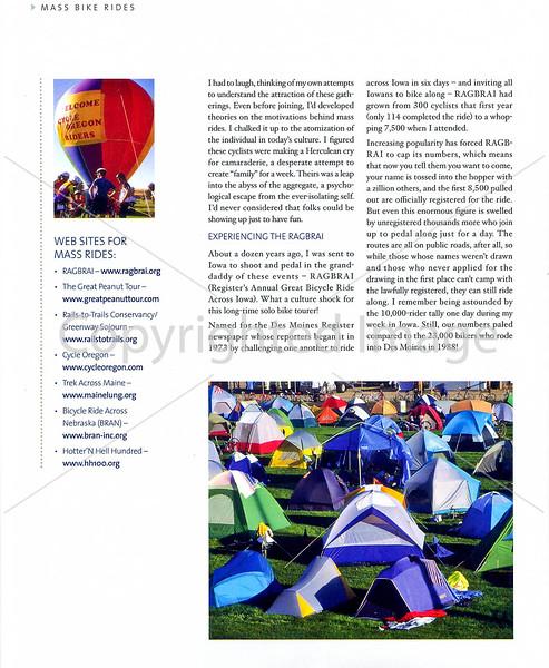 Subaru's Drive Magazine - Mass Bike Rides - Page 3