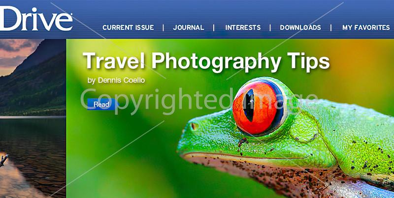 Travel Photography Tips - Subaru