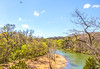 Canoe on Meramec River from high bluffs at Onondaga Cave State Park, MO - C1 - -2 - 72 ppi