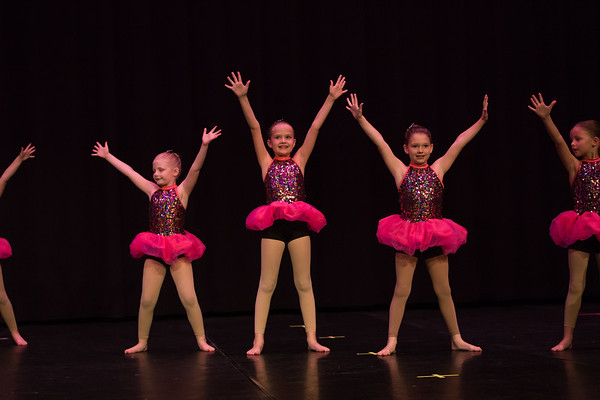 Art In Motion Recital- for Casey