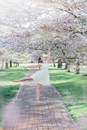Ilana- Dogwood Dance Project- Sneaks