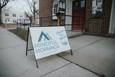 1- Mindful Mornings January 2020 | Poverty