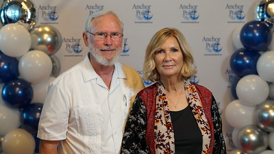 Dr Jon and Pam Lewis