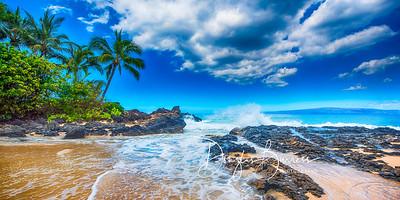 Secret Beach - Maui
