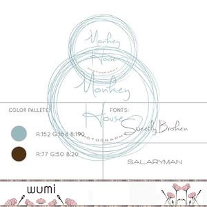 Colors & Fonts Board