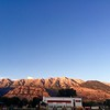 2016-05-24 – Timp and sunsets are almost always an amazing view. I like the massive blue sky with almost no clouds, and the shadow of the mountain ridges. Love this mountain view.
