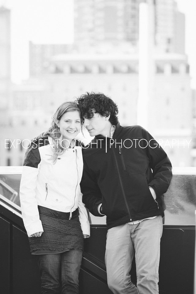 Kjersti and Salvador BW-48
