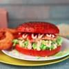 chicken burger with logo 1080