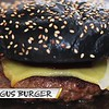 black angus burger no logo