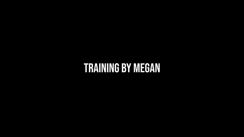 Megan the trainer - keep moving
