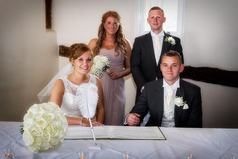 Jessica & Jason - Wedding Photo [203]