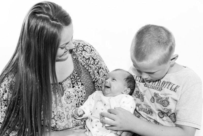 016 - Karl & Claudette Family Photoshoot