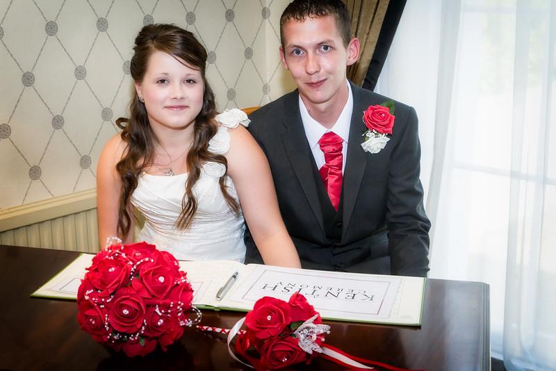 Stephanie & Chris - 101