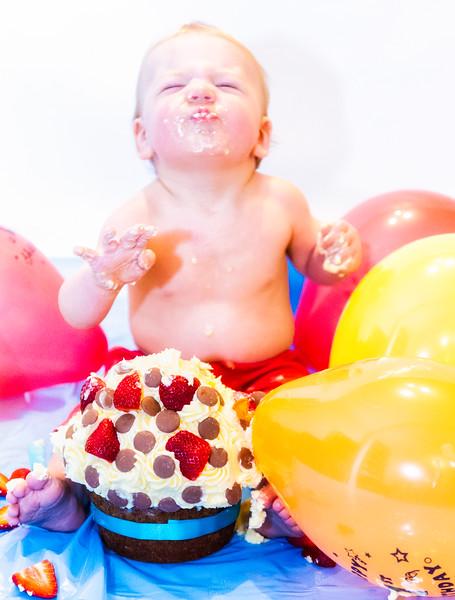 Oliver Cake Smash Photoshoot 012