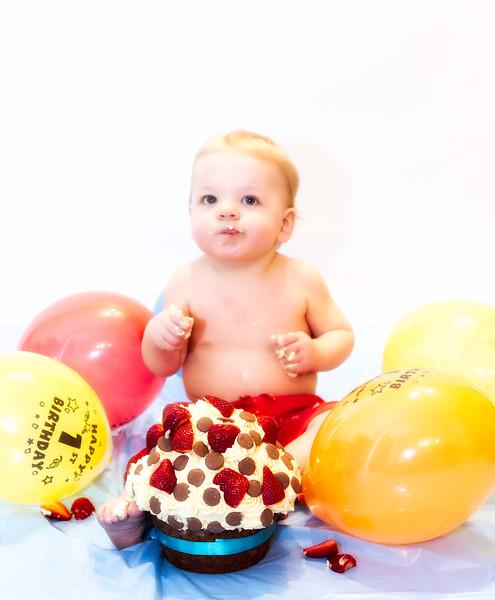 Oliver Cake Smash Photoshoot 006