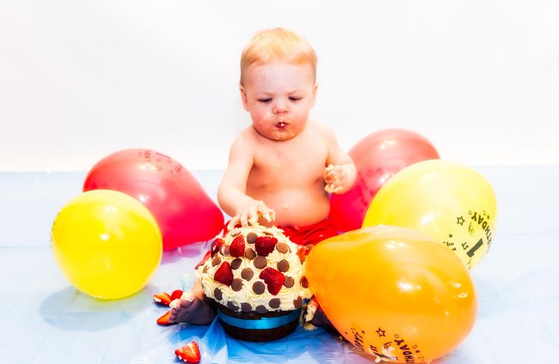 Oliver Cake Smash Photoshoot 010