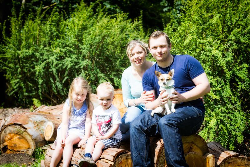 Natasha, Matt & Family 001
