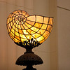 SQUARE VERSION Shedd Aquarium lamp