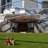 SQUARE VERSION Gehry's Pritzger Pavilion