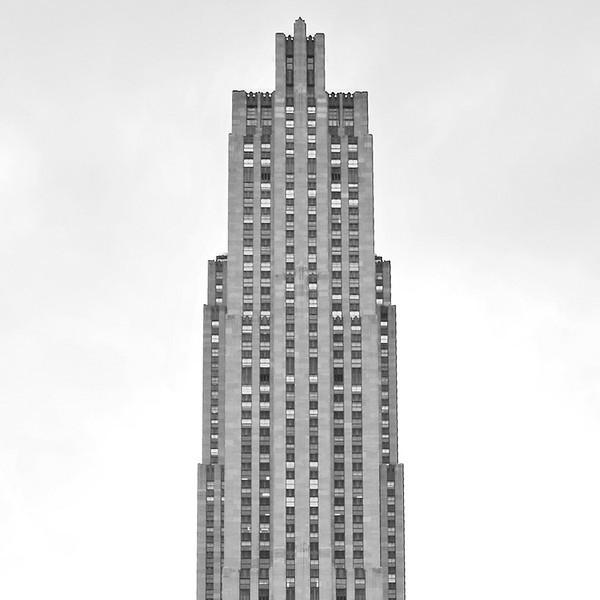 SQUARE VERSION Rockefeller Center
