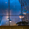 SQUARE VERSION Hayden Planetarium detail