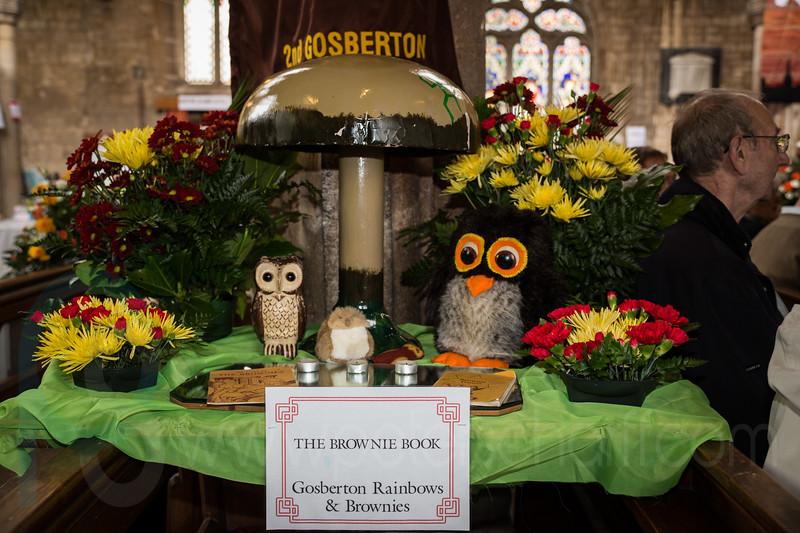 Gosberton Flower Festival 2014 - 77