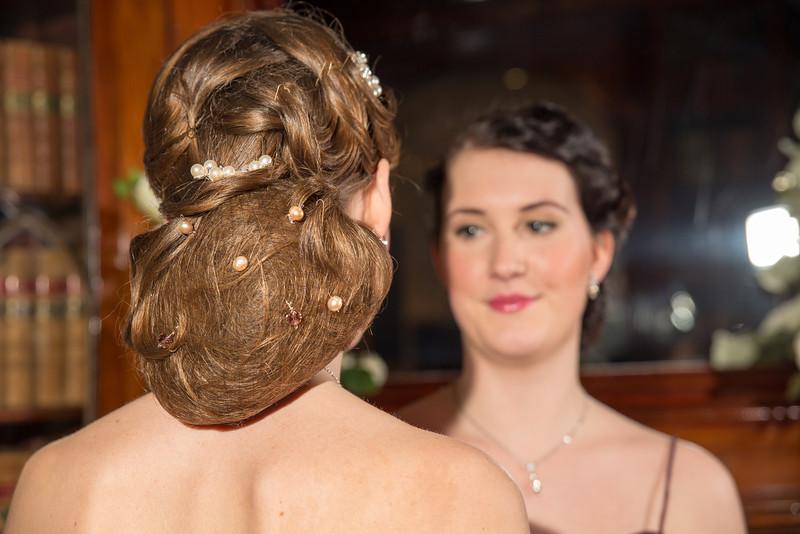 Killenuale Hair Studio Shoot  - Ayscoughfee Hall, Spalding