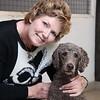 Reportage med Annika Östberg för tidningen Härliga Hund